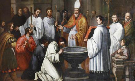 La Pascua para san Agustín era la fiesta de la vida