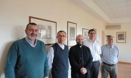El equipo de revitalización de la Orden se reúne en Roma para hacer balance y planificar las próximas actividades