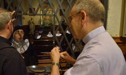 El prior general felicita a las monjas agustinas recoletas por la jornada Pro Orantibus