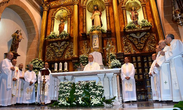 Homenaje a sor Mónica de Jesús en el 50 aniversario de su muerte
