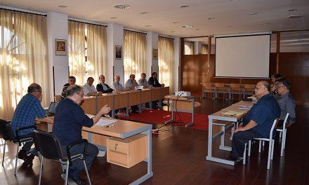 Los priores provinciales y el Consejo General elaboran una propuesta de reestructuración