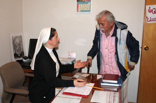 Miles de enfermos de cáncer reciben ayuda a través de la Fundación San Ezequiel Moreno