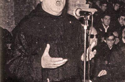 Serafín Prado, el teólogo de la poesía