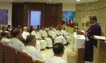 Curso de capacitación en México para impartir los ejercicios espirituales agustinianos