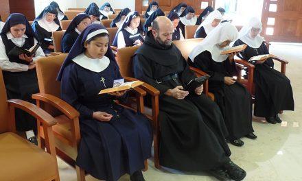 Las monjas agustinas recoletas de la Federación de México reciben un curso sobre el discernimiento de san Agustín