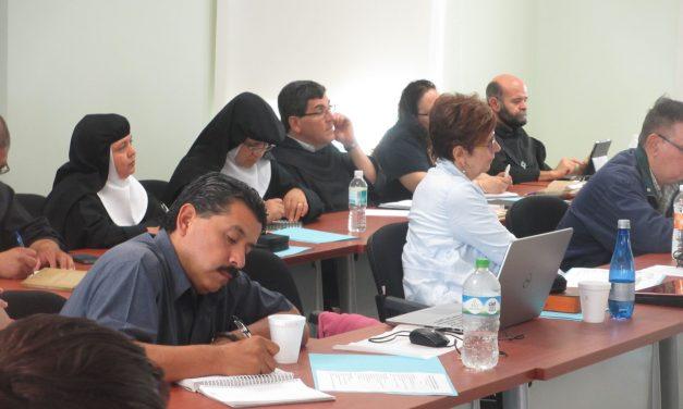 Curso de capacitación en México