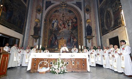 Comienzan las celebraciones por el IV Centenario de los Agustinos Recoletos en Granada