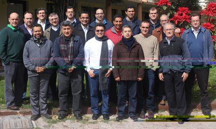 Formadores de España, México, Costa Rica y Brasil se reúnen en Querétaro, México, para asumir el Itinerario Formativo Agustino Recoleto