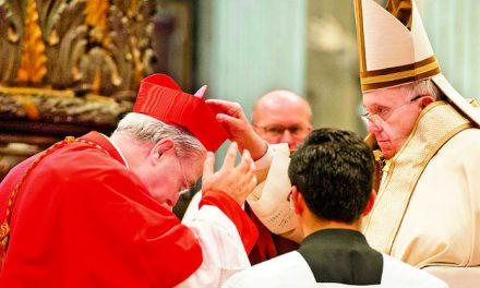 14 de febrero de 2015. Consistorio ordinario público. Lacunza, Cardenal