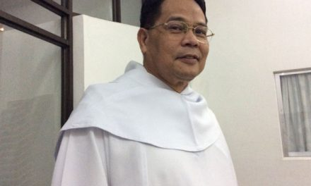 Dionisio Selma, nuevo Provincial de la Orden en Filipinas