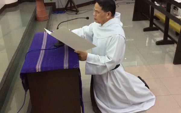 Capítulo Provincial San Ezequiel 2015