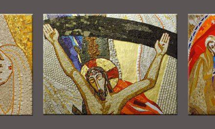 Nuestras celebraciones, entre los catecúmenos y fieles de Agustín