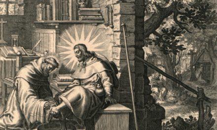 La misericordia, rostro de Dios para san Agustín