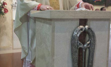 El Cardenal Lacunza toma posesión de su iglesia de Roma