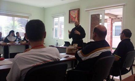 Curso sobre los ejercicios agustinianos y los talleres de oración según san Agustín en México