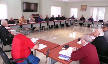 Veintiséis agustinos recoletos participan en el Curso de Renovación para América