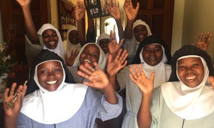 Las Agustinas Recoletas afianzan sus fundaciones de Kenia
