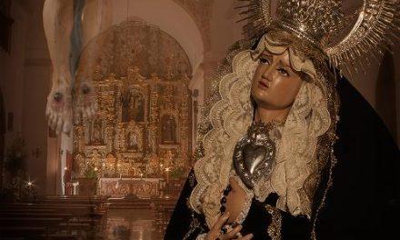 La Pasión, con los ojos de san Juan. En procesión con las hermandades de Luque