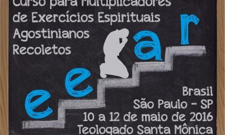 III Curso para multiplicadores de los Ejercicios Espirituales Agustinianos en Brasil