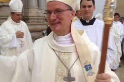Mons.Santiago Sánchez, nuevo obispo agustino recoleto de la Prelatura de Lábrea