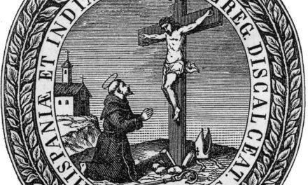San Agustín, santo y sello