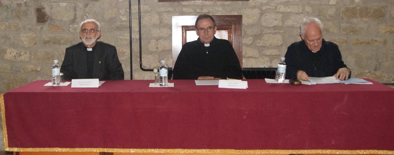 El prior general y las cuatro provincias españolas celebran unidos el Día de la Recolección Agustiniana