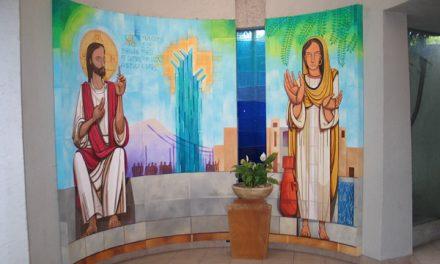 Un bazar recauda fondos para restaurar la iglesia de Czestochowa, en la Ciudad de México