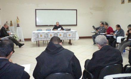 Los agustinos recoletos de la provincia brasileña planifican su renovación y reestructuración reunidos en capítulo