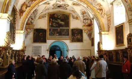 """Los agustinos recoletos de San Millán de la Cogolla, presentes en FITUR con el proyecto """"Emilianensis"""""""