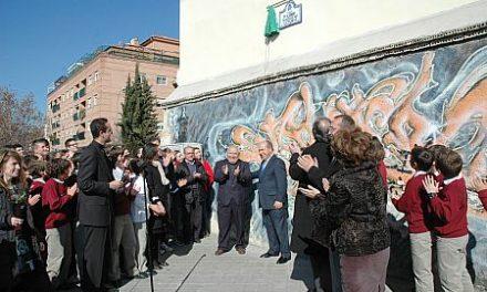 Granada dedica una calle al Padre Marcelino Álvarez