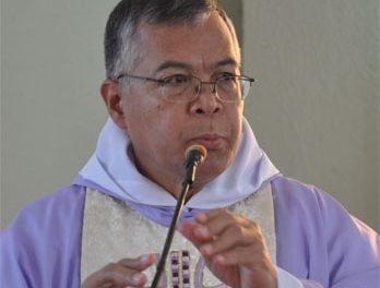 Lauro Lárlar, de nuevo Provincial en Filipinas