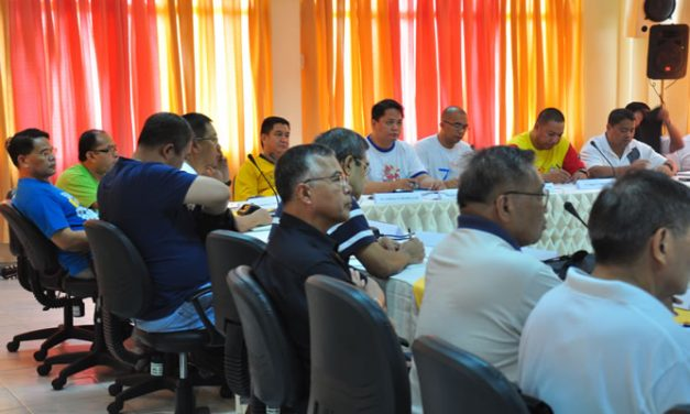 St. Ezequiel Province Chapter
