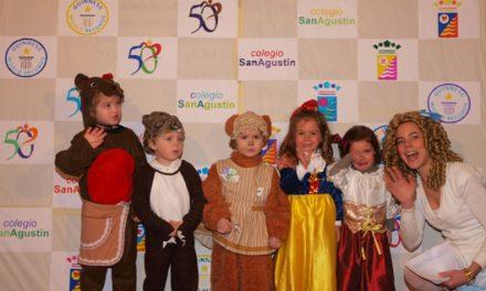 El colegio San Agustín de Valladolid celebra sus bodas de oro entrando en el Libro Guinness de los Récords