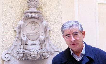 """Jesús Lanao: """"Hay peticiones para fundar monasterios de clausura en la India y en Perú"""""""