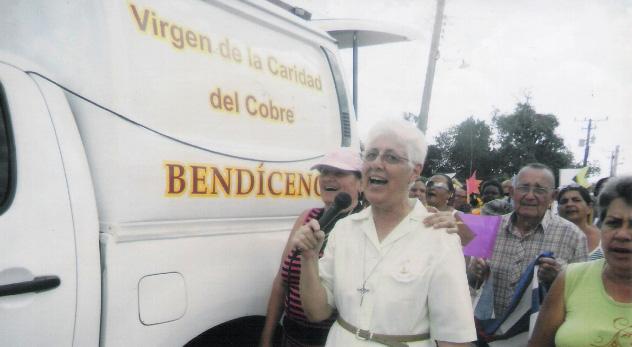 Las Misioneras Agustinas Recoletas en Cuba aguardan la inminente visita de Benedicto XVI a la isla