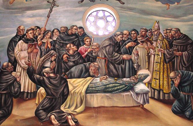 Los agustinos recoletos rinden homenaje al pintor Vela Zanetti en un libro sobre sus murales religiosos
