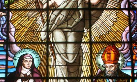La Semana Santa, vista a través de pinturas agustino recoletas