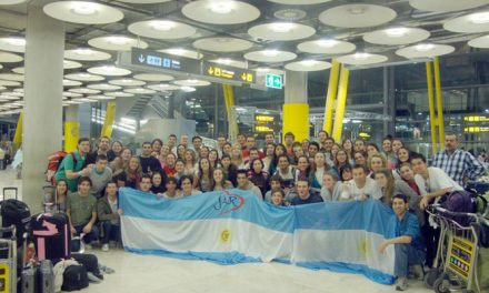 El encuentro internacional de jóvenes agustinos recoletos será en Río de Janeiro antes de la JMJ