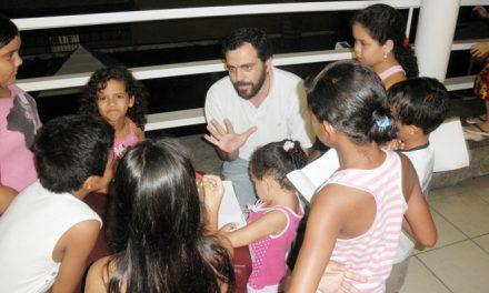 """Germán Contreras: """"Creo en la misión compartida de Haren Alde: laicos que ayuden a los religiosos en la labor social"""""""