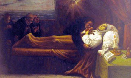 """San Agustín sobre su madre: """"A los 56 años de edad, fue liberada de su cuerpo aquella alma religiosa y pía"""""""