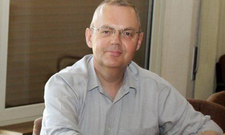 """Mark Powell: """"Traducir las nuevas constituciones al inglés ha dejado en mí un mayor sentido de pertenencia a la Orden"""""""