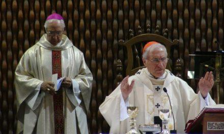 El cardenal Rouco Varela preside la apertura en España del centenario de la Orden