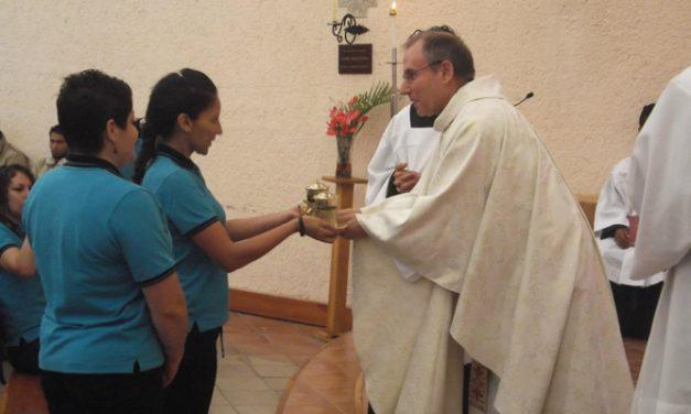 Celebración Centenario de Religiosas Familias