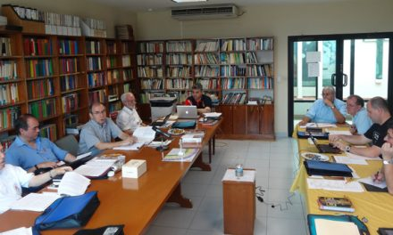 The Prior General and the Major Superiors of the Americas make plans for the revitalization of the Order in the continent