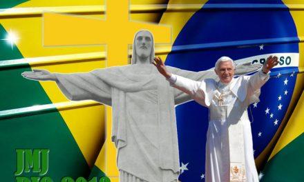 Las JAR quieren sentir el abrazo de Cristo Redentor en la JMJ de Río de Janeiro 2013
