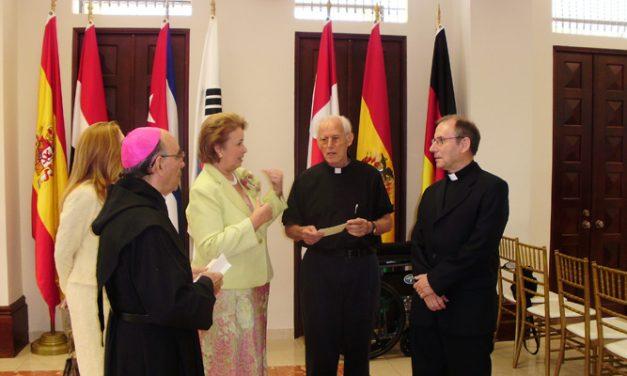 Concesión de Medalla en Panamá