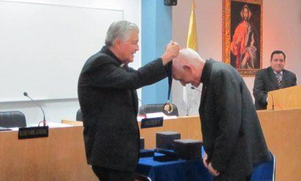 La iglesia peruana otorga la medalla de oro de Santo Toribio de Mogrovejo a la prelatura de Chota