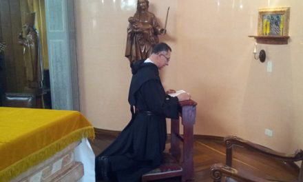 """Jairo Soto: """"La mayor inversión ha de ser en los propios religiosos"""""""
