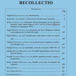RECOLLECTIO — 2013