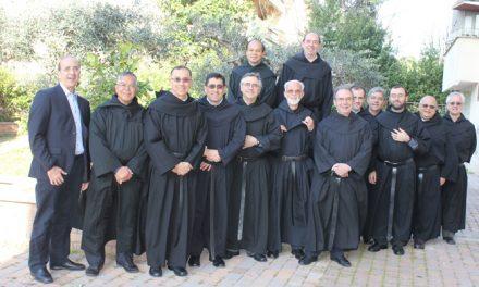 Los superiores de los agustinos recoletos apuestan por un proyecto unitario de revitalización y reestructuración